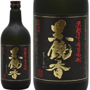 黒ジョウカ芋焼酎